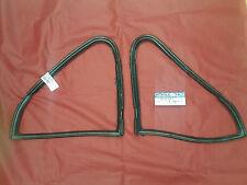 FIAT 500  N°2 Guarnizioni deflettori porta
