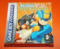 Megaman 5 Battle Team Colonel VideoGame per Console Nintendo Gioco Boy Advance