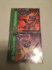 Playstaion Spyro The Dragon Game Lot *Untested*