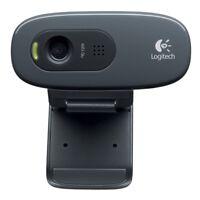 Logitech C270 - USB-Webcam, schwarz Q9L4