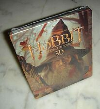 The Hobbit: An Unexpected Journey 3D *Blu Ray Steelbook* / Greek / Read Descr.!!