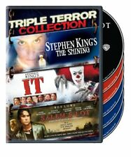 Triple Terror Collection (Stephen King's The Shining (1997) / It (1990) /