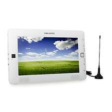 MOBILER CAR HIFI TV MINI LCD MONITOR DVB-T EMPFÄNGER MPEG4 MP3 USB SD PORT AKKU