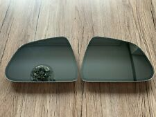 Tesla Model 3 GENUINE LH Left RH Right Mirror Glass SET with Heating Dimming