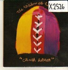 (CP131) The Wisdom Of Harry, Crash Helmet - 2003 CD