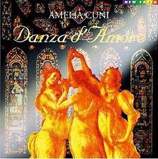 DANZA D'AMORE - Amelia Cuni .... CD ............... NEW