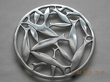 Reduced Metal Fish Trivet   Pot Stand  NEW  nautical  coastal Dining FREE POST