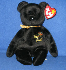 TY THE END BEAR BEANIE BABY - RETIRED - MINT with MINT TAG
