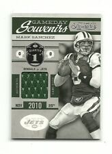 2011 Timeless Treasures  MARK SANCHEZ   Game Day Souvenirs  096/200