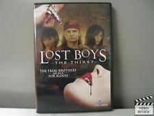 Lost Boys: The Thirst (DVD, 2010)
