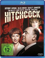 HITCHCOCK (Anthony Hopkins, Helen Mirren) Blu-ray Disc NEU+OVP