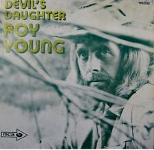 ROY YOUNG devil's daughter/roll it on SP45T USA RARE++