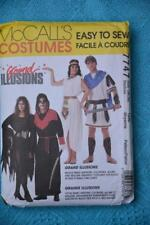 McCALLS #7747 Sewing PATTERN Easy to Sew Fancy Dress Costumes GRAND ILLUSIONS