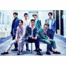 Super Junior-[One More Time] Normal CD+Poster/On+Book+etc+Free Gift poster