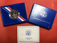 1996 Liberty Half DollarProof Coin 1886-1996 With Box S#45