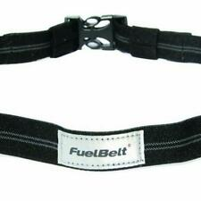 FuelBelt Gel-Ready Race Number Belt (Black)