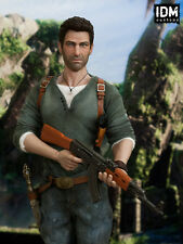 Uncharted 2 Nathan Drake 1/6 Scale Custom Figure by IDM Customs