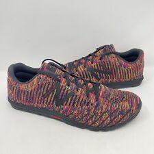 New Balance Minimus 20 Vibram Sole Multicolor Athletic Shoe Mens Size 15 MX20CC7