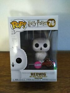 Funko Pop Hedwig 76 Flocked