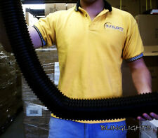 3 Cooling Extendable Cold Air Intake Flexible Hose Pipe Cai Tube 76mm