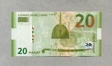Banknote Azerbaijan 20 manat 2005 GEM UNC