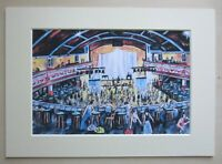 "Northern Soul; Wigan Casino; ""Wigan Casino, 1973""; Mounted Print"