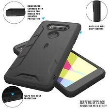 POETIC【Revolution Series】Shock Absorption & Dust Resistant Case For LG V20 Black