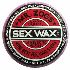 Sex Wax Mr Zogs Og Warm Purple - Grape Scented