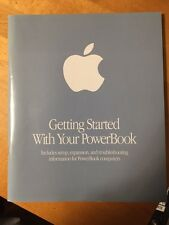 Getting Started With Your Powerbook