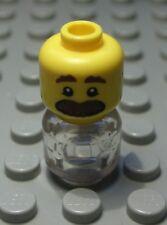 Lego Figur Zubehör Kopf Mann                                             (821 #)