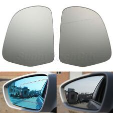 1 Set of Heated Door Wing Mirror Glass Right & Left Side for AUDI A3 A4 S4 A6 S6