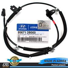 GENUINE ABS Speed Sensor FRONT RIGHT for 07-09 Hyundai Santa Fe OEM 956712B000
