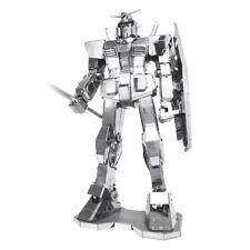 Fascinations ICONX GUNDAM 3D Metal Earth Laser Cut Steel Model Kit ICX101