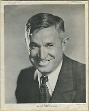Will Rogers 1936 R95 8x10 Linen Textured Premium Photo - In Memoriam Series