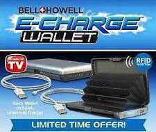 bell howell e-charge wallet