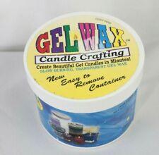 Yaley 500000 Slow Burning Transparent Gel Wax Candle Crafting 23oz NEW XMAS