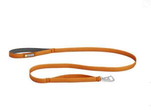 Ruffwear Front Range Dog Leash Campfire Orange USED(see Photos)