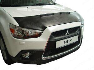 CAR HOOD MASK fits Mitsubishi RVR Outlander Sport ASX 2010-2019 BRA DE CAPOT