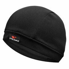 Men High Quality Fast Drying Cycling Hat Helmet Bandana Bike Cap Fitness Workout