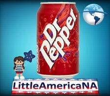 Dr Pepper Soda bibita al Sapore di 23 aromi naturali 330ml