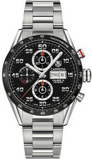CV2A1R.BA0799 | NEW TAG HEUER CARRERA CALIBRE 16 DAY-DATE AUTOMATIC MEN'S WATCH