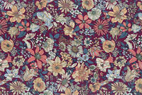 Lecien memoire a paris Quilting Cotton brown 820814110 fabric