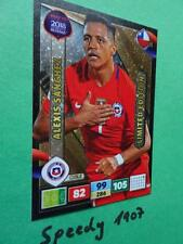Panini Road To RUSSIA 2018 Fifa World Cup Limited Edition Sanchez Adrenalyn