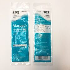 MARPAC Tracheostomy Tube Holder/Collar QTY 2 Size LARGE Foam Adjustable 102