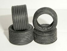 Scalextric - W8126 Front and Rear Tyres for 1990s Saloons - NEW