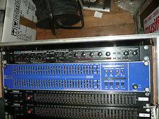 ALTO  EQU 231 LED équaliseur stéreo 1/3 octve
