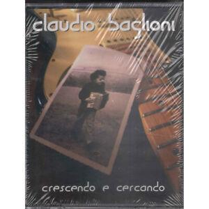 Claudio Baglioni 2 MC7 Crescendo E Looking For / Columbia Col 519128 4 Sealed