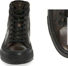 FRYE Men's Varick High Sneaker 9.5M. New in box. Brown.