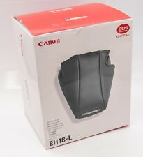 NOS - Canon Fitted Case EH18-L For EOS Rebel XT XTi DSLR Camera & 18-55mm Lens