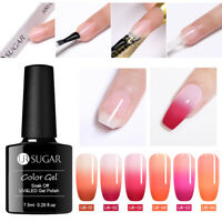 UR SUGAR Nagel Thermal Farbwechsel Poly Quick Build Gel Polish Nail Art Soak Off